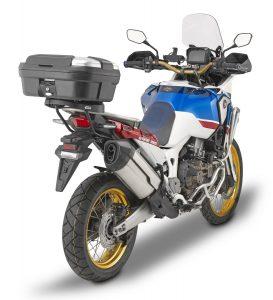 Top case TRK35N para Honda Africa Twin Adventure Sports.