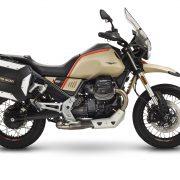 De ruta con la Moto Guzzi V85 TT Travel