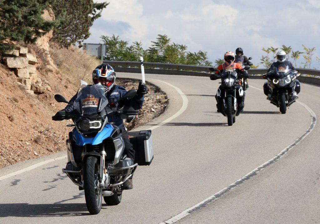 El lunes 18 de mayo se abren las inscripciones para el II Rally Mototurístico Camino del Cid.