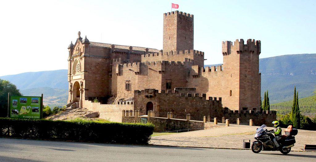 Castillo de Javier, Navarra.