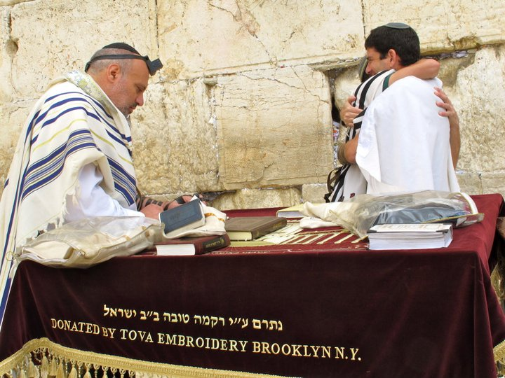 JERUSALEM MURO DE LAS LAMENTACIONES