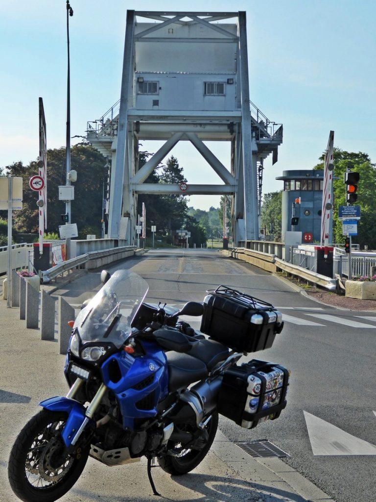 Normandía: Puente Pegasus.