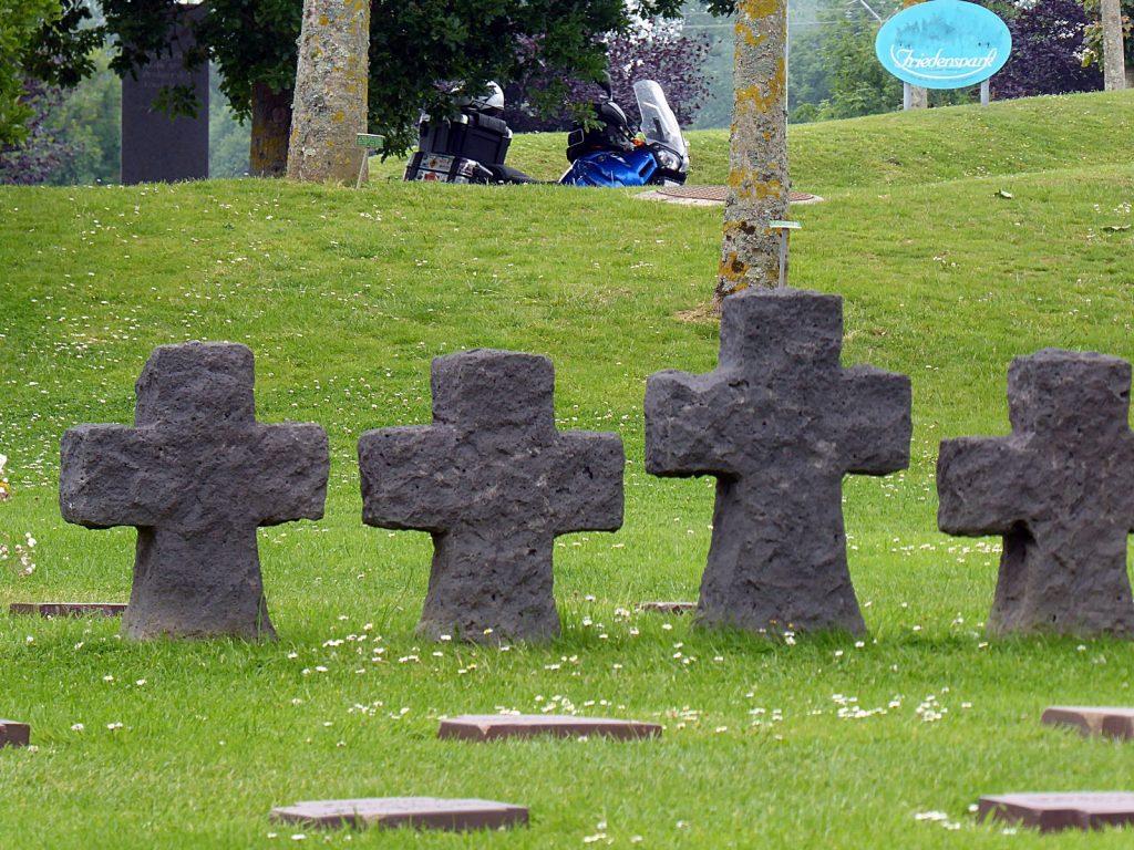 Cementerio de La Cambe.