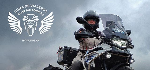 Cuna de viajeros, de Ruralka on Road y BMW Motorrad España.
