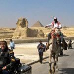 Vuelta al Mediterráneo, un viaje irrepetible por Siria, Líbano, Israel, Egipto…