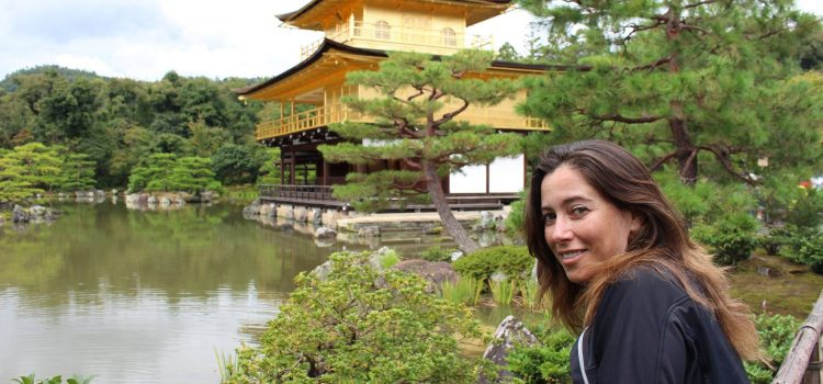 Alicia Sornosa: una motoviajera en Japón