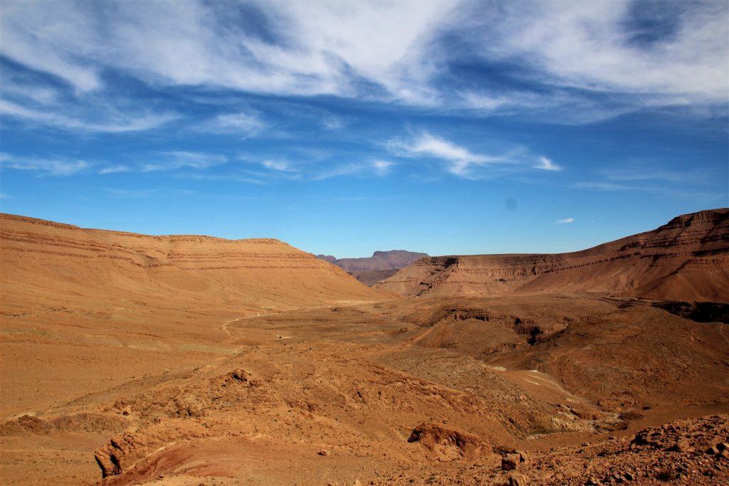 Marruecos posee paisajess espectaculares