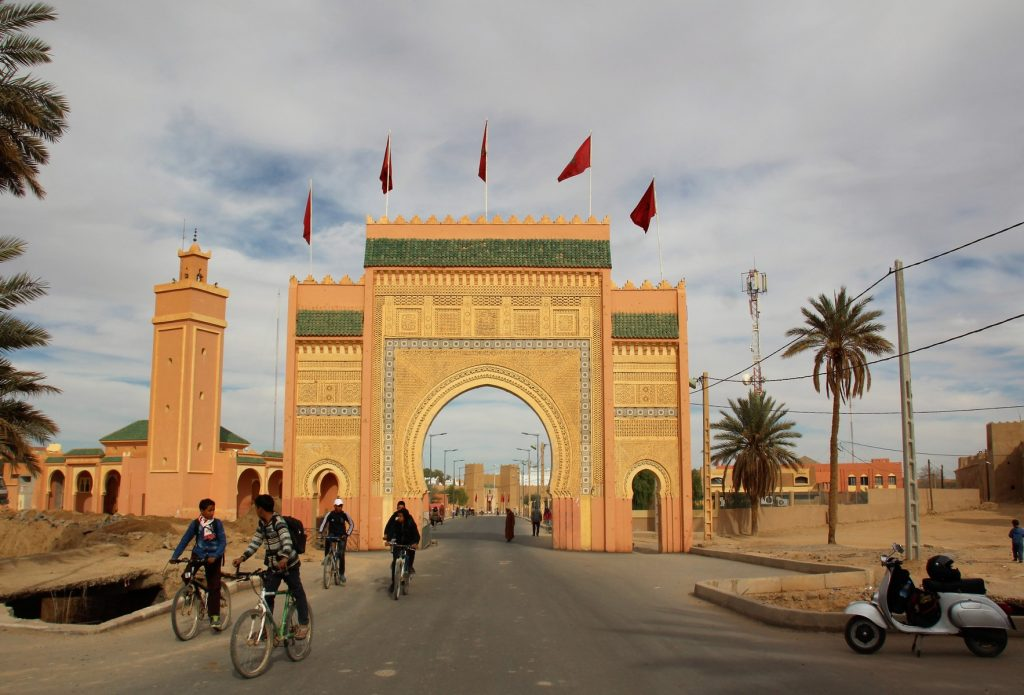 Puerta de Risani