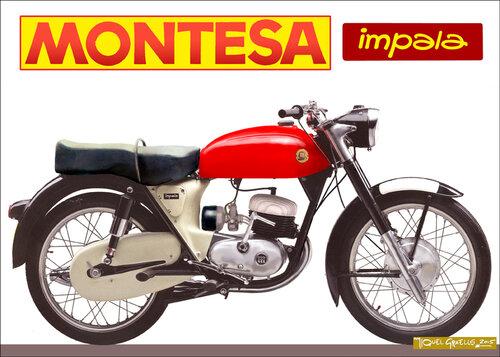 Montesa Impala.