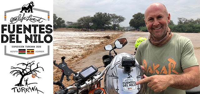 Fuentes del Nilo, Expedición Turkana 2020 Kenia – Uganda