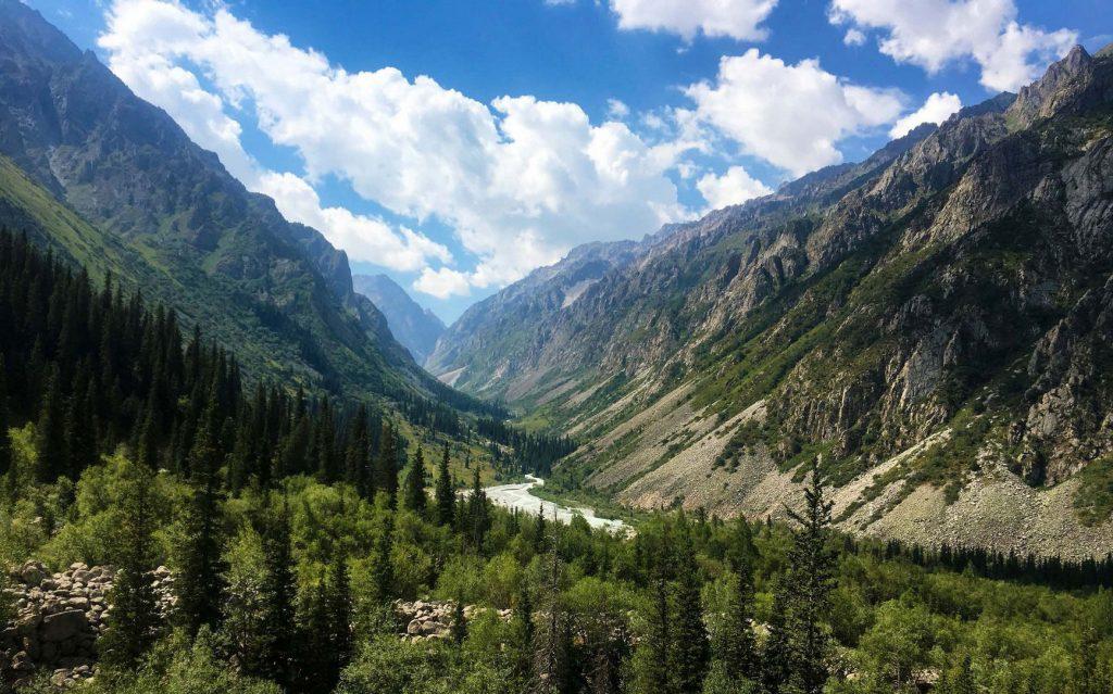 Kirguistán.