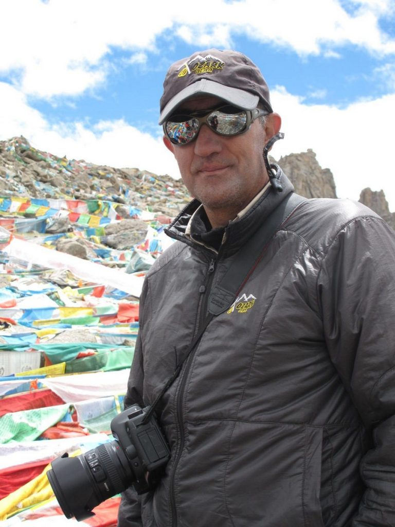 Ricard Tomás, una vida dedicada a la aventura.