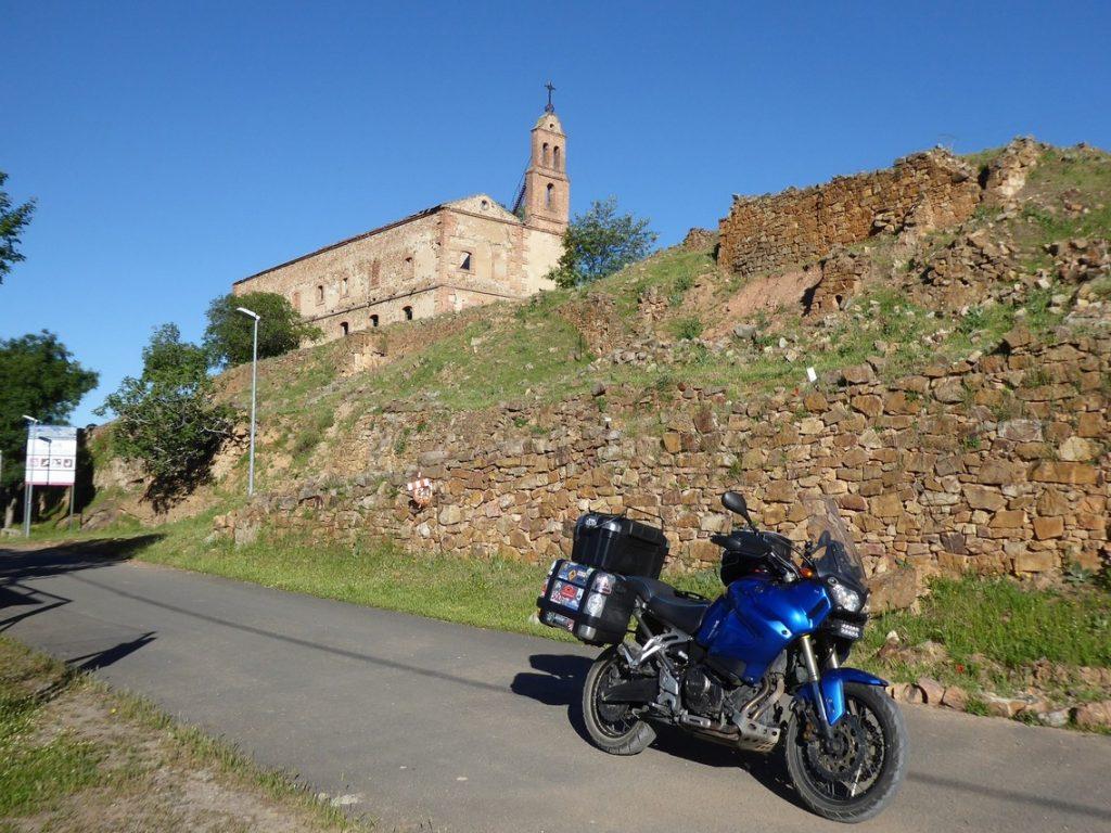 Hasta mediados del siglo XIX, Minas del Horcajo no existía.