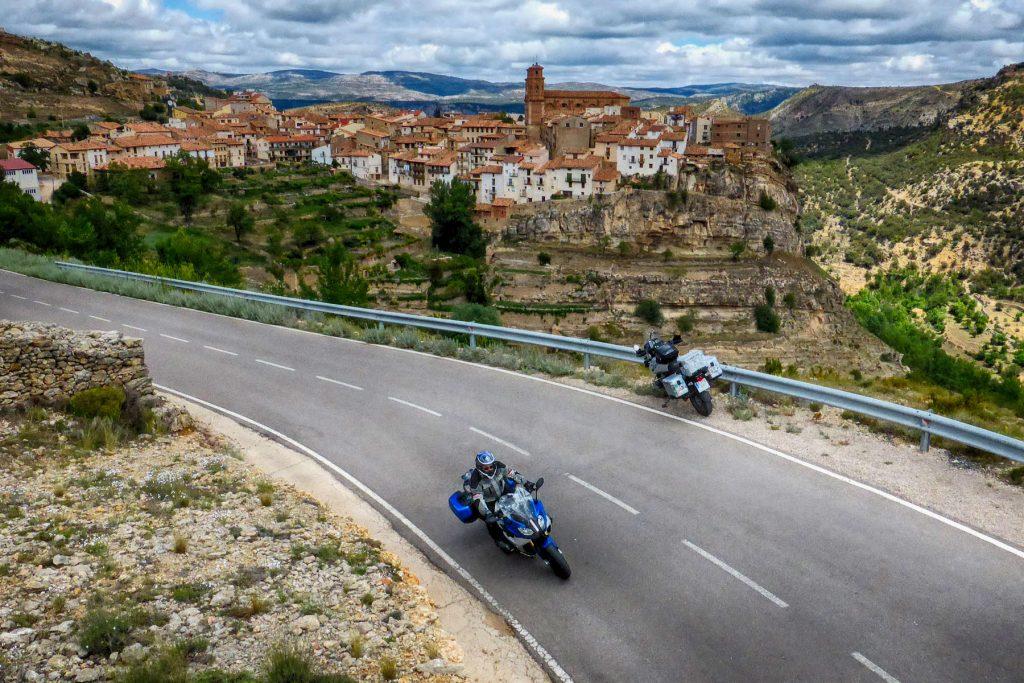 Villarluengo, en el corazón de The Silent Route.
