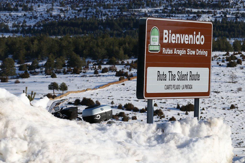 The Silent Route, una de las rutas escénicas más bellas de España.