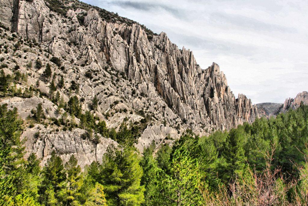 Los Órganos de Montoro, uno de los emblemas de The Silent Route.