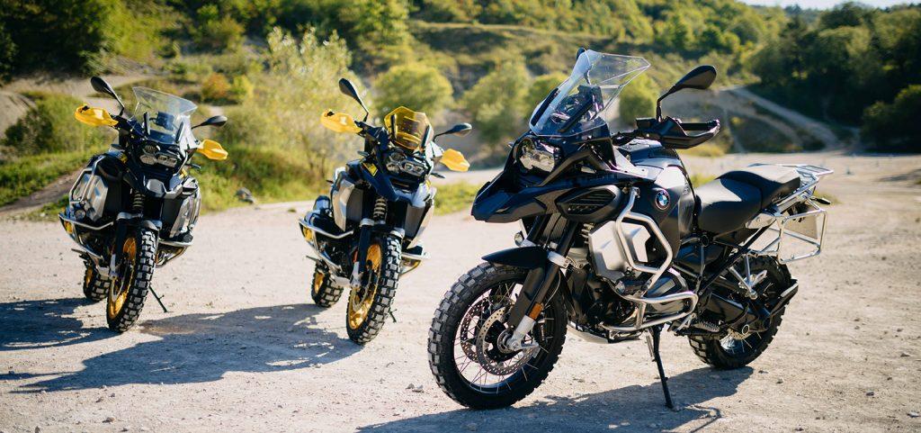 BMW R 1250 GS y R 1250 GS Adventure 40 aniversario.