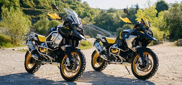 Así son las nuevas BMW R 1250 GS y BMW R 1250 GS Adventure