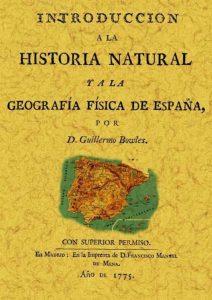 El libro de Guillermo Bowles.