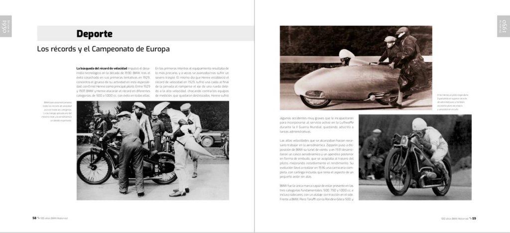 Deporte: BMW Motorrad también ha tenido mucha presencia en la competición.