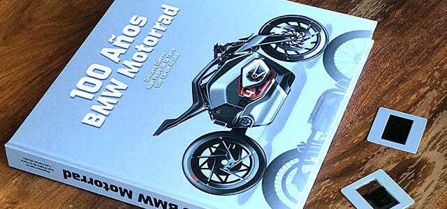 Gustavo Cuervo: '100 años BMW Motorrad' se convertirá en un libro de referencia