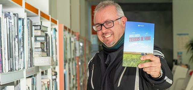 Tierras de nadie, el nuevo libro de Manel Kaizen