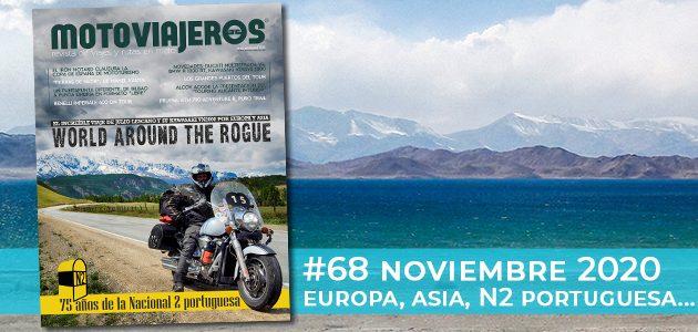 Noviembre 2020 // Nº 68 Revista Motoviajeros