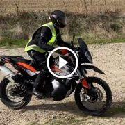 Prueba KTM 790 Adventure R: Puro Trail