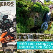 Diciembre 2020 // Nº 69 Revista Motoviajeros