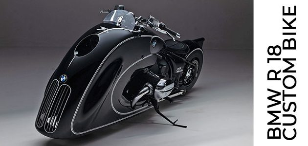 Así es la nueva BMW R18 Custom Bike y su impactante carenado