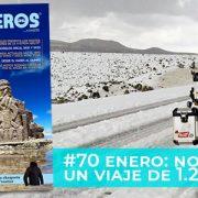 Enero 2021 // Nº 70 Revista Motoviajeros