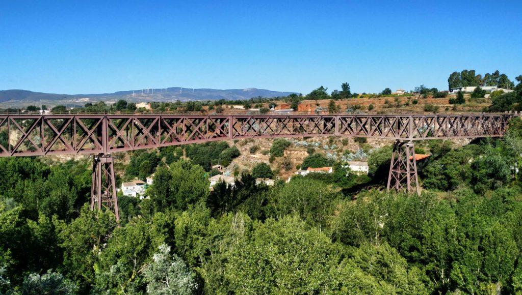 Puente de Lata (Granada). Foto: José M. Pera.