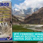 Febrero 2021 // Nº 71 Revista Motoviajeros – Himalaya en moto