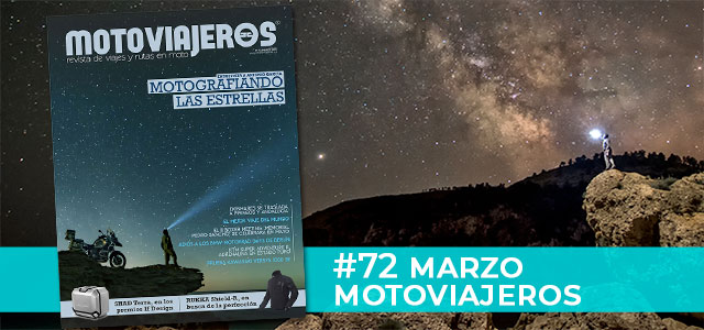 Marzo 2021 // Nº 72 Revista Motoviajeros