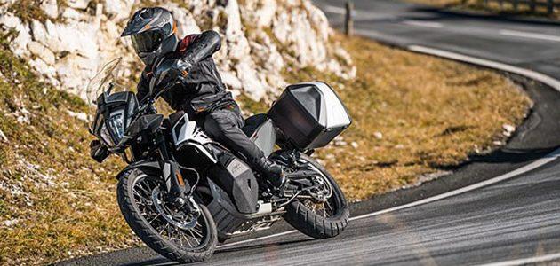 Llamada a revisión de la KTM 790 Adventure