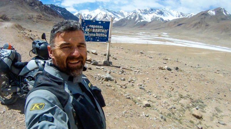 Ak Baital Pass, punto más alto de todo el viaje
