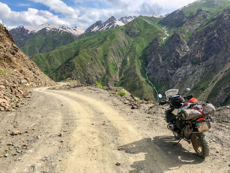 La Pamir Highway
