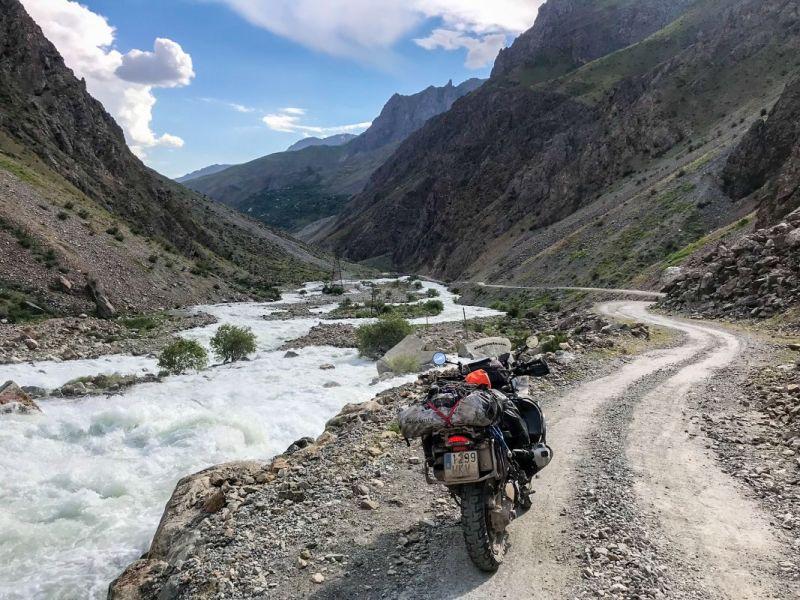 Cercanías de Kalaikhum