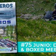 Junio 2021 // Nº 75 Revista Motoviajeros – Pirineos en moto