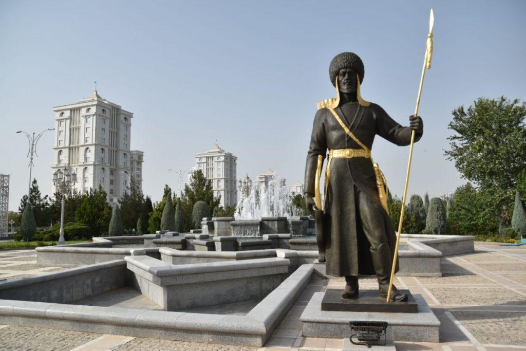 Estatua Madre Armenia
