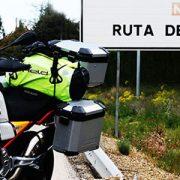 La Ruta Vía de la Plata crea el club Motorbike Friendly
