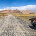 La Pamir Highway en moto