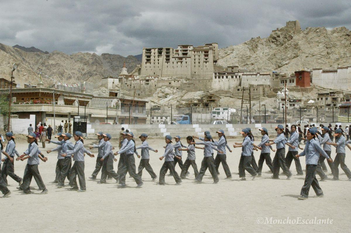 Uniformidad ante todo Himalaya