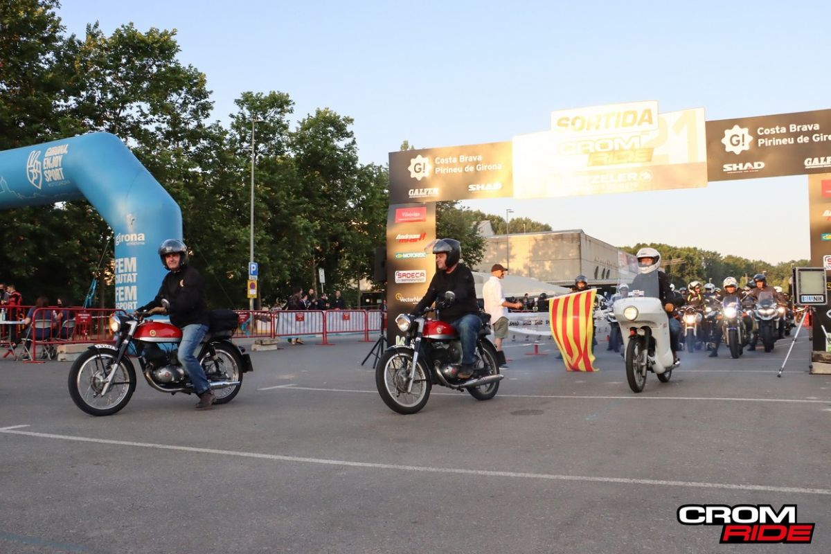 Crom Ride Girona