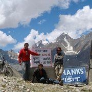 Himalaya, acariciando las nubes