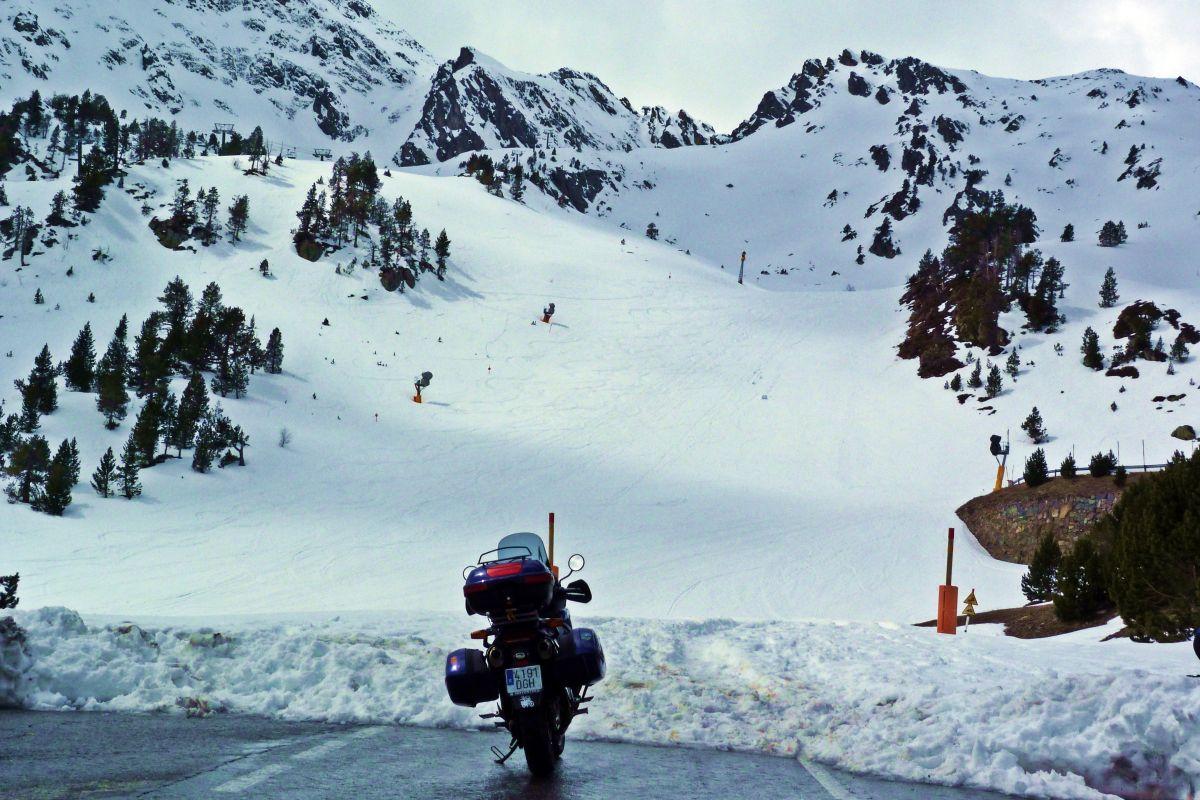 Moto en Andorra