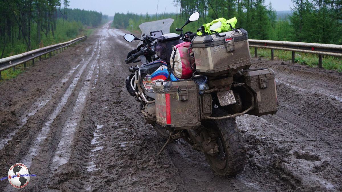Road of Bones. Rusia