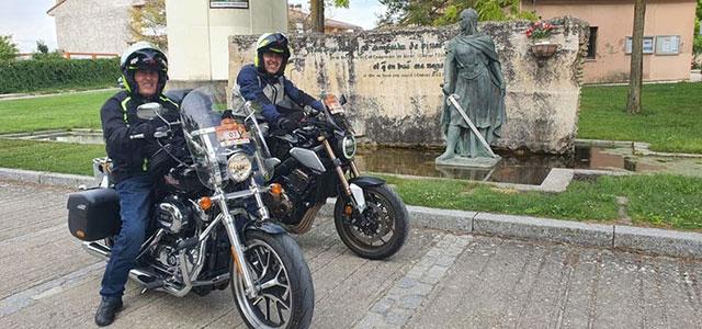 Culmina con éxito el II Rally Mototurístico Camino del Cid