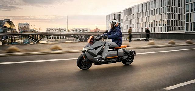 BMW CE 04, la nueva apuesta por la movilidad urbana eléctrica