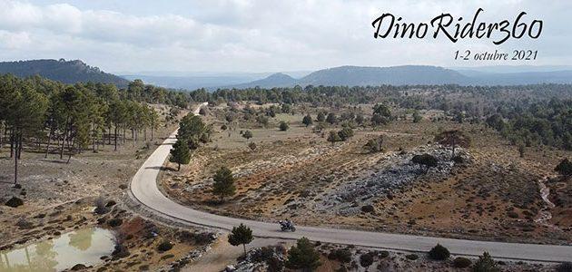 Dinorider, prueba de mototurismo por la Serranía de Cuenca
